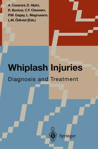 Whiplash Injuries - Coverbild