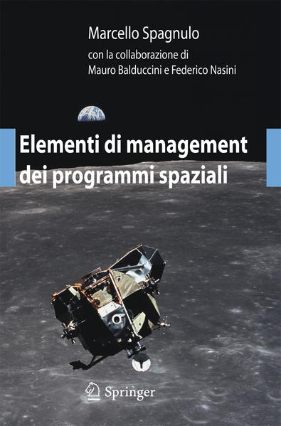 Elementi di management dei programmi spaziali - Coverbild