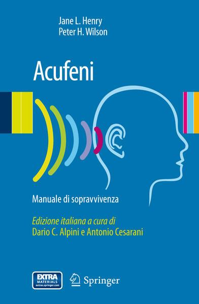 Acufeni: manuale di sopravvivenza - Coverbild