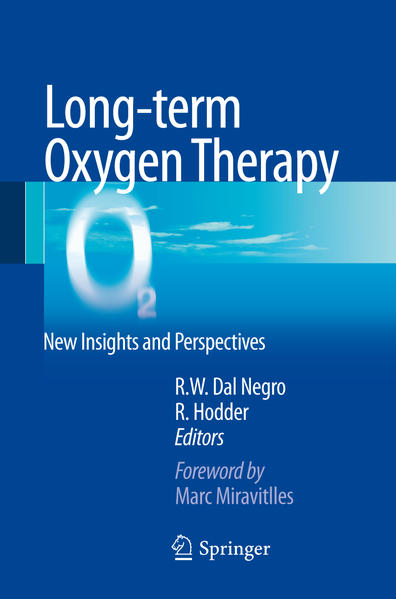 Long-term oxygen therapy - Coverbild