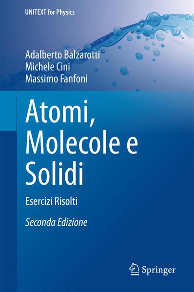 Atomi, Molecole e Solidi - Coverbild