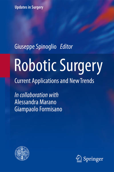 Robotic Surgery - Coverbild