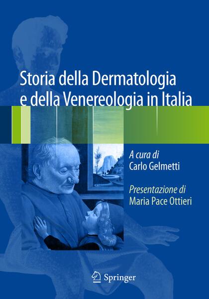 Storia della Dermatologia e della Venereologia in Italia - Coverbild