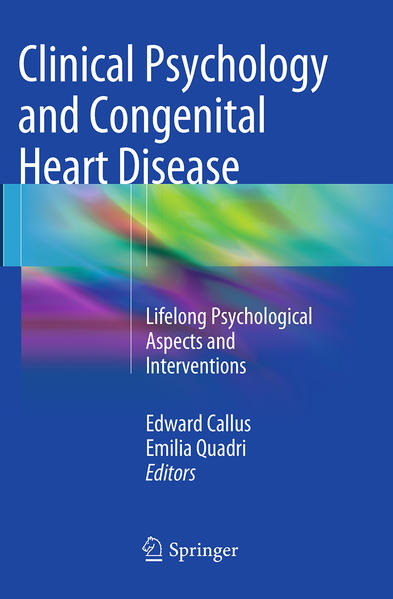 Clinical Psychology and Congenital Heart Disease - Coverbild