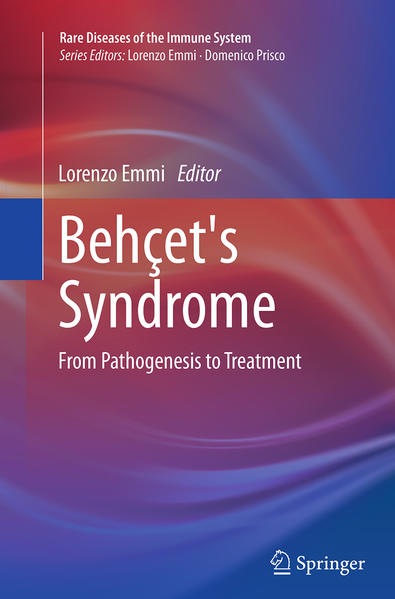 Behçet's Syndrome - Coverbild