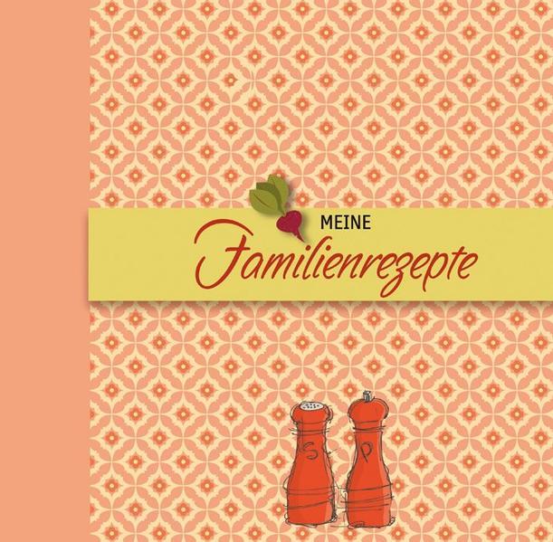 Meine Familienrezepte - Coverbild