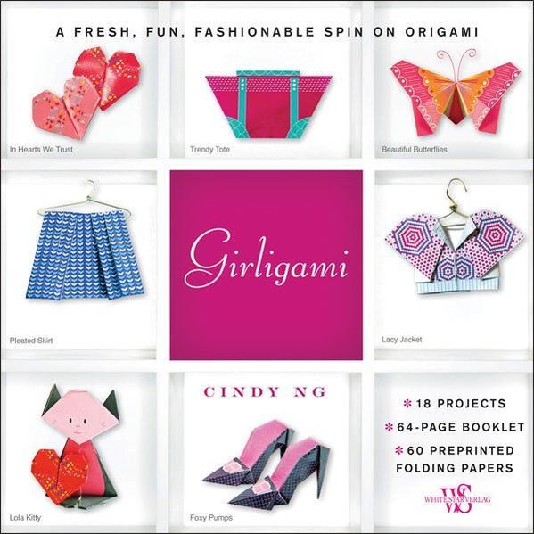 Girligami - Coverbild