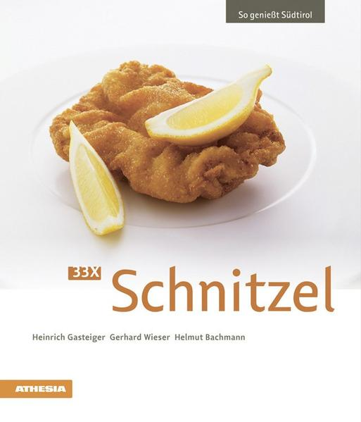 33 x Schnitzel - Coverbild