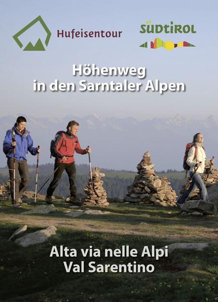 Hufeisentour / Höhenweg in den Sarntaler Alpen - Coverbild