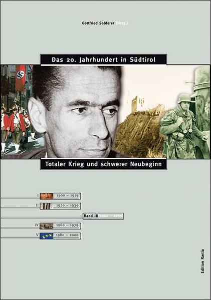 Totaler Krieg und schwerer Neubeginn - Coverbild
