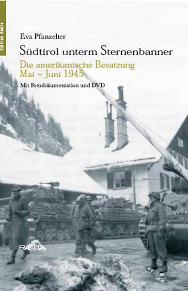 Südtirol unterm Sternenbanner - Coverbild