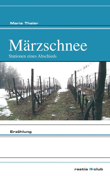 Märzschnee - Coverbild