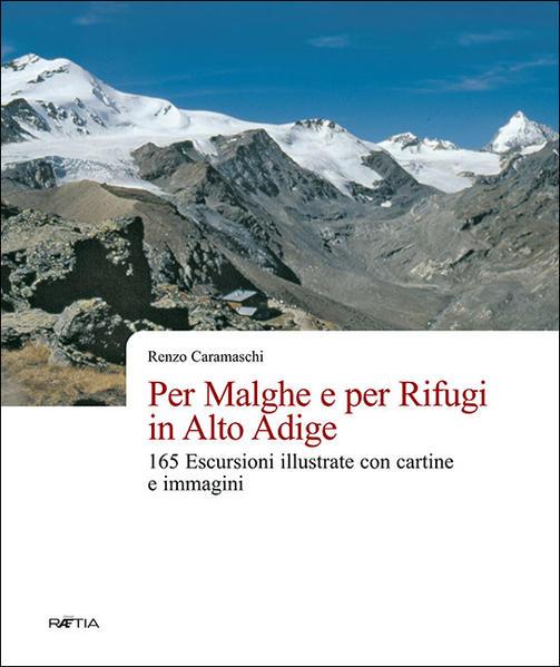 Per malghe e per rifugi in Alto Adige - Coverbild