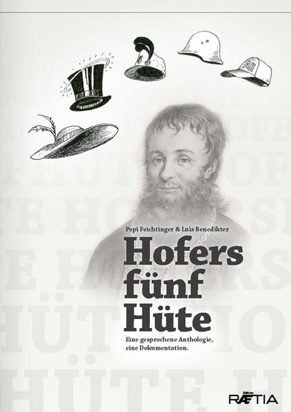 Hofers fünf Hüte - Coverbild
