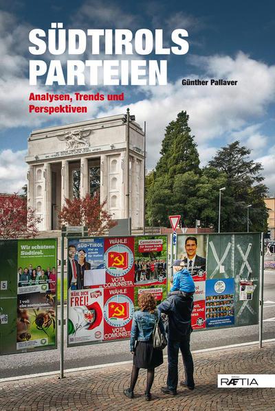 Südtiroler Parteiengeschichte - Coverbild