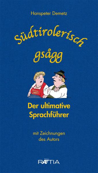 Südtirolerisch gsagg - Coverbild