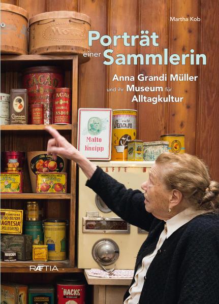 Porträt einer Sammlerin - Coverbild