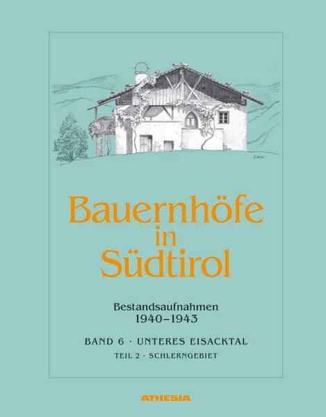 Bauernhöfe in Südtirol / Bauernhöfe in Südtirol - Coverbild