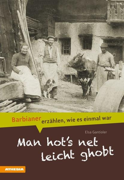 Man hot's net leicht ghobt - Coverbild
