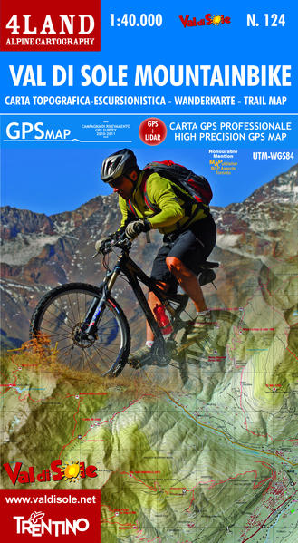 VAL DI SOLE MOUNTAINBIKE - Coverbild
