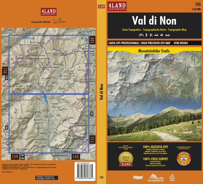 VAL DI NON - Coverbild