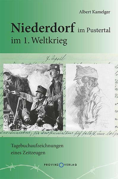 Niederdorf im Pustertal im 1. Weltkrieg - Coverbild