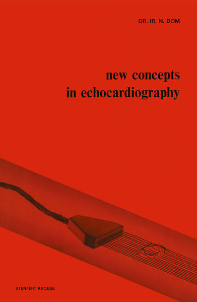 New Concepts in Echocardiography - Coverbild