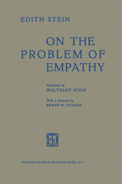 On the Problem of Empathy - Coverbild