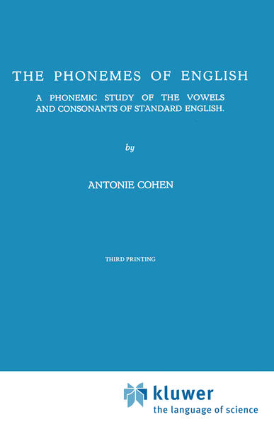 The Phonemes of English - Coverbild