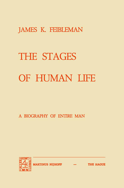 The Stages of Human Life - Coverbild