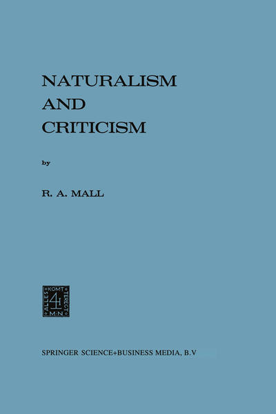 Naturalism and Criticism - Coverbild