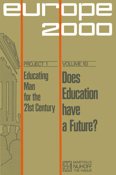 Does Education Have a Future? - Coverbild