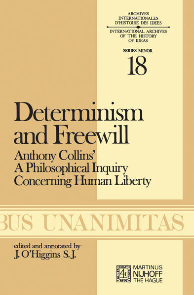 Determinism and Freewill - Coverbild