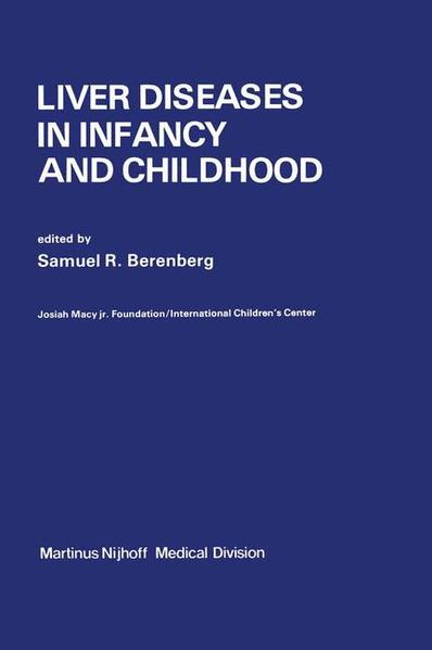 Liver Diseases in Infancy and Childhood - Coverbild