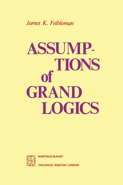 Assumptions of Grand Logics - Coverbild