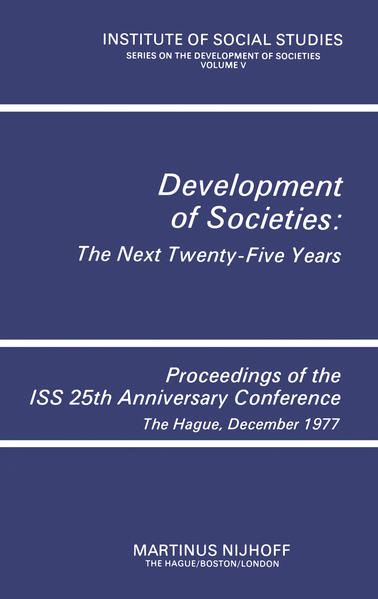 Development of Societies: The Next Twenty-Five Years - Coverbild