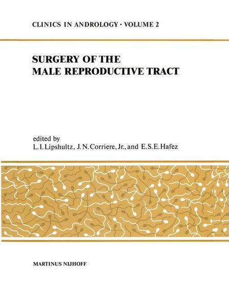 Sugery of the Male Reproductive Tract - Coverbild