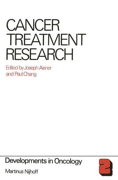 Cancer Treatment Research - Coverbild