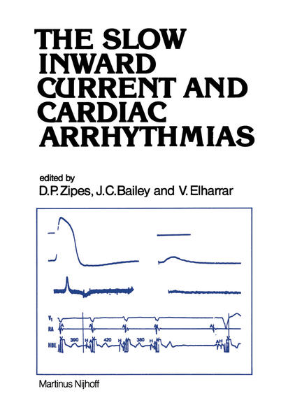 The Slow Inward Current and Cardiac Arrhythmias - Coverbild