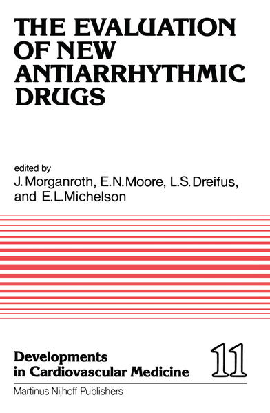 The Evaluation of New Antiarrhythmic Drugs - Coverbild