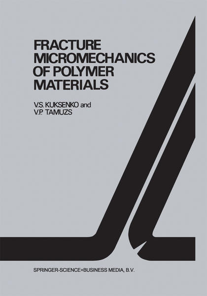 Fracture micromechanics of polymer materials - Coverbild