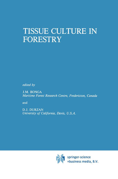 Tissue Culture in Forestry - Coverbild