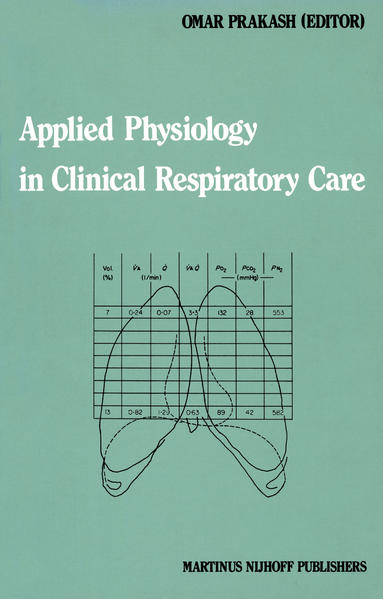Applied Physiology in Clinical Respiratory Care - Coverbild