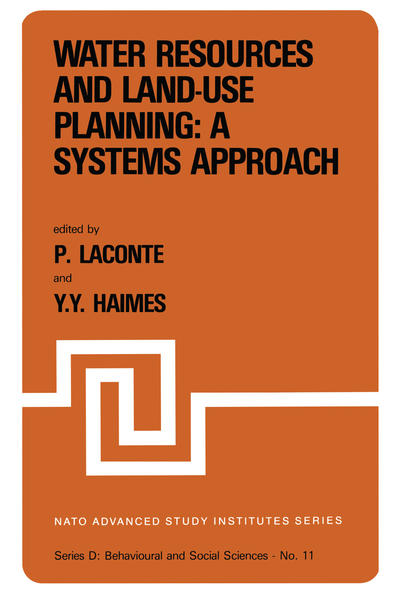 Water Resources and Land-Use Planning: A Systems Approach - Coverbild