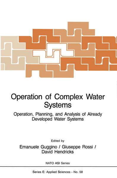Operation of Complex Water Systems - Coverbild