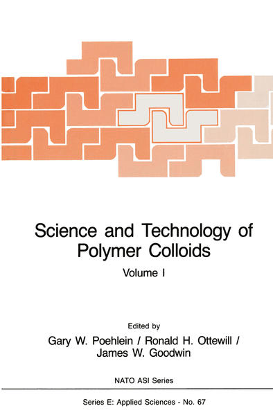 Science and Technology of Polymer Colloids - Coverbild