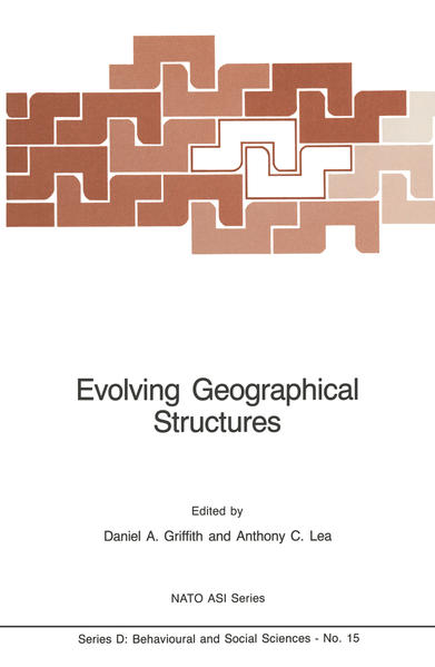 Evolving Geographical Structures - Coverbild
