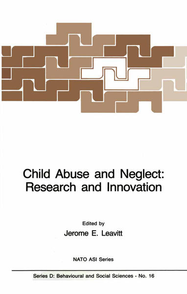 Child Abuse and Neglect: Research and Innovation - Coverbild
