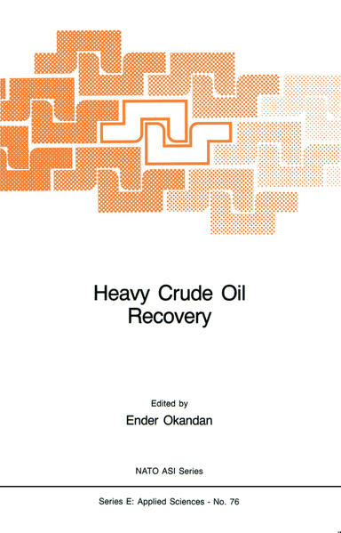 Heavy Crude Oil Recovery - Coverbild