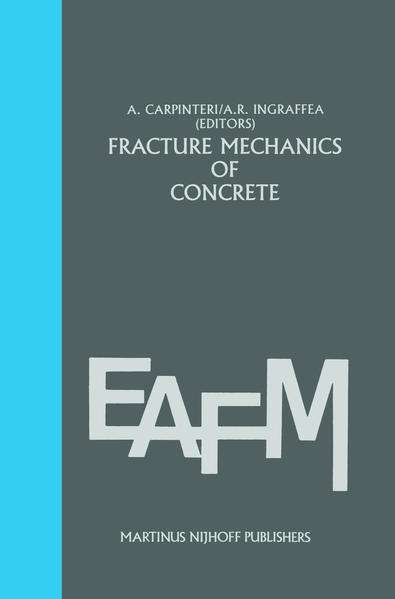 Fracture mechanics of concrete: Material characterization and testing - Coverbild